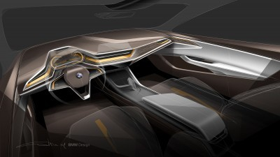 2015 BMW Concept Compact Sedan 9