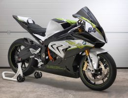 2015 BMW Motorrad Debuts eRR Bike Concept – Supersport Performance, 2WD 199HP Electrics