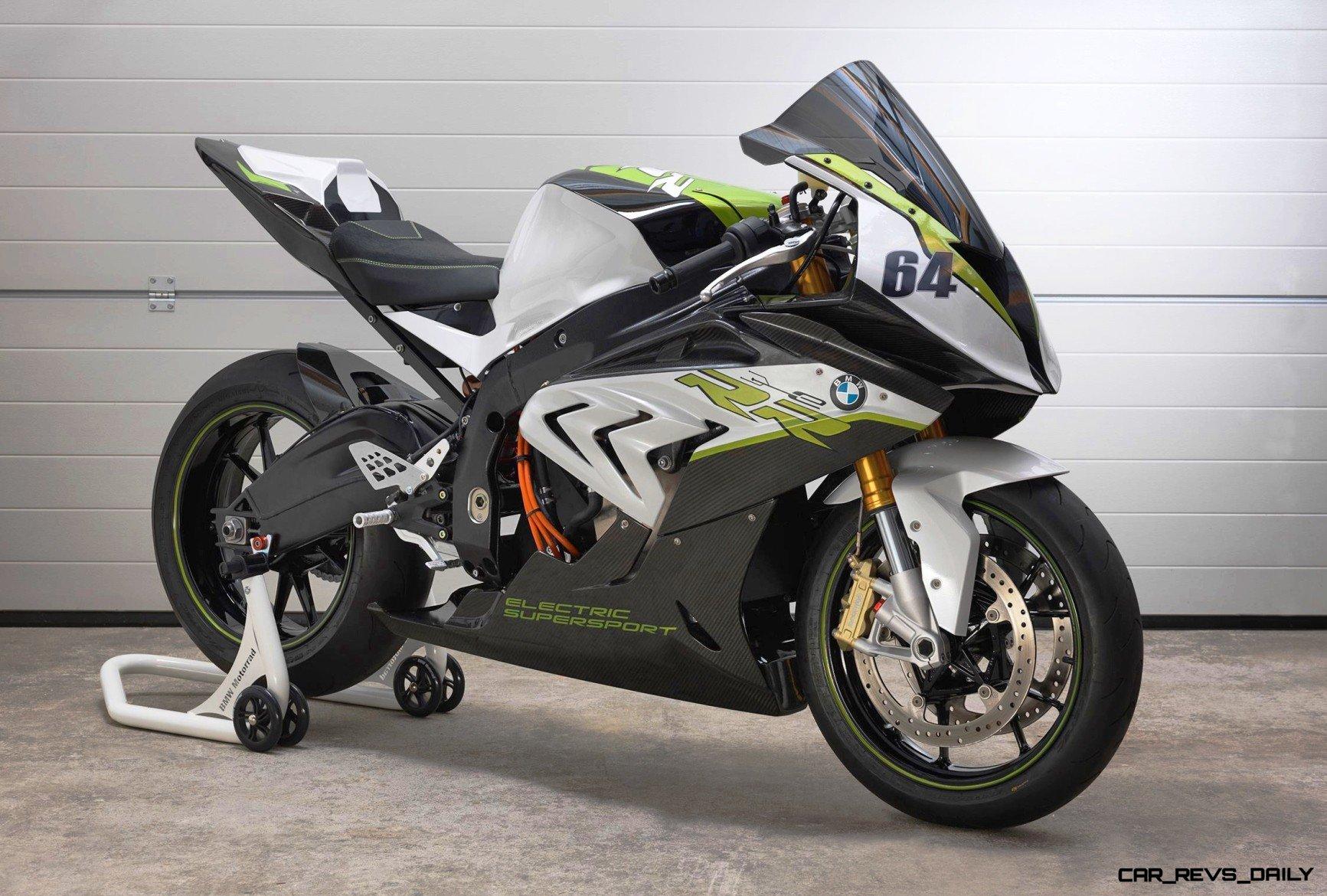 2015 BMW Motorrad eRR Bike Concept 1