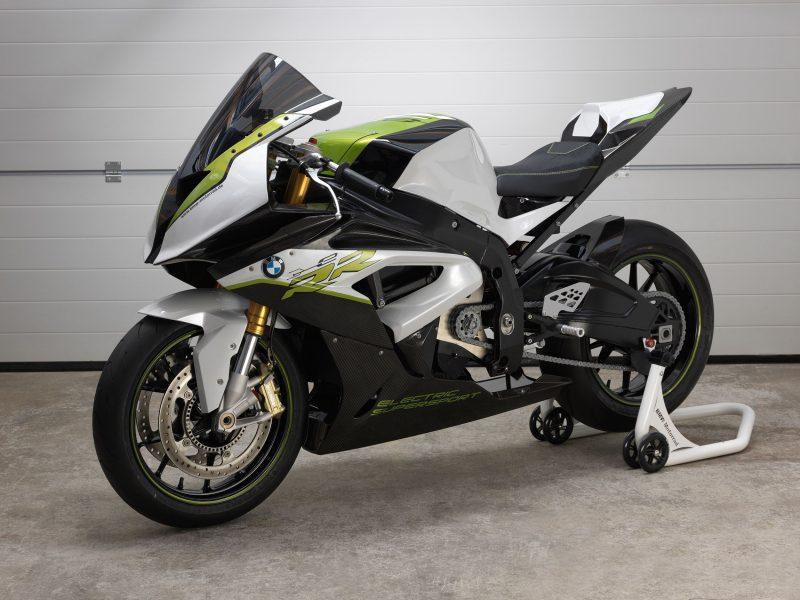 2015 BMW Motorrad eRR Bike Concept 2