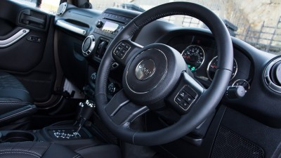 2015 Chelsea Truck Company CJ300 LE Jeep Wrangler VOLCANIC ROCK 11