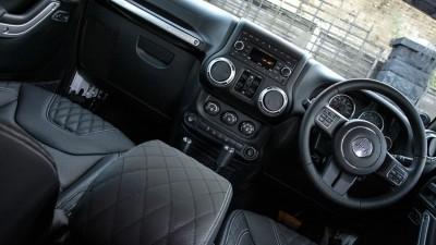 2015 Chelsea Truck Company CJ300 LE Jeep Wrangler VOLCANIC ROCK 9