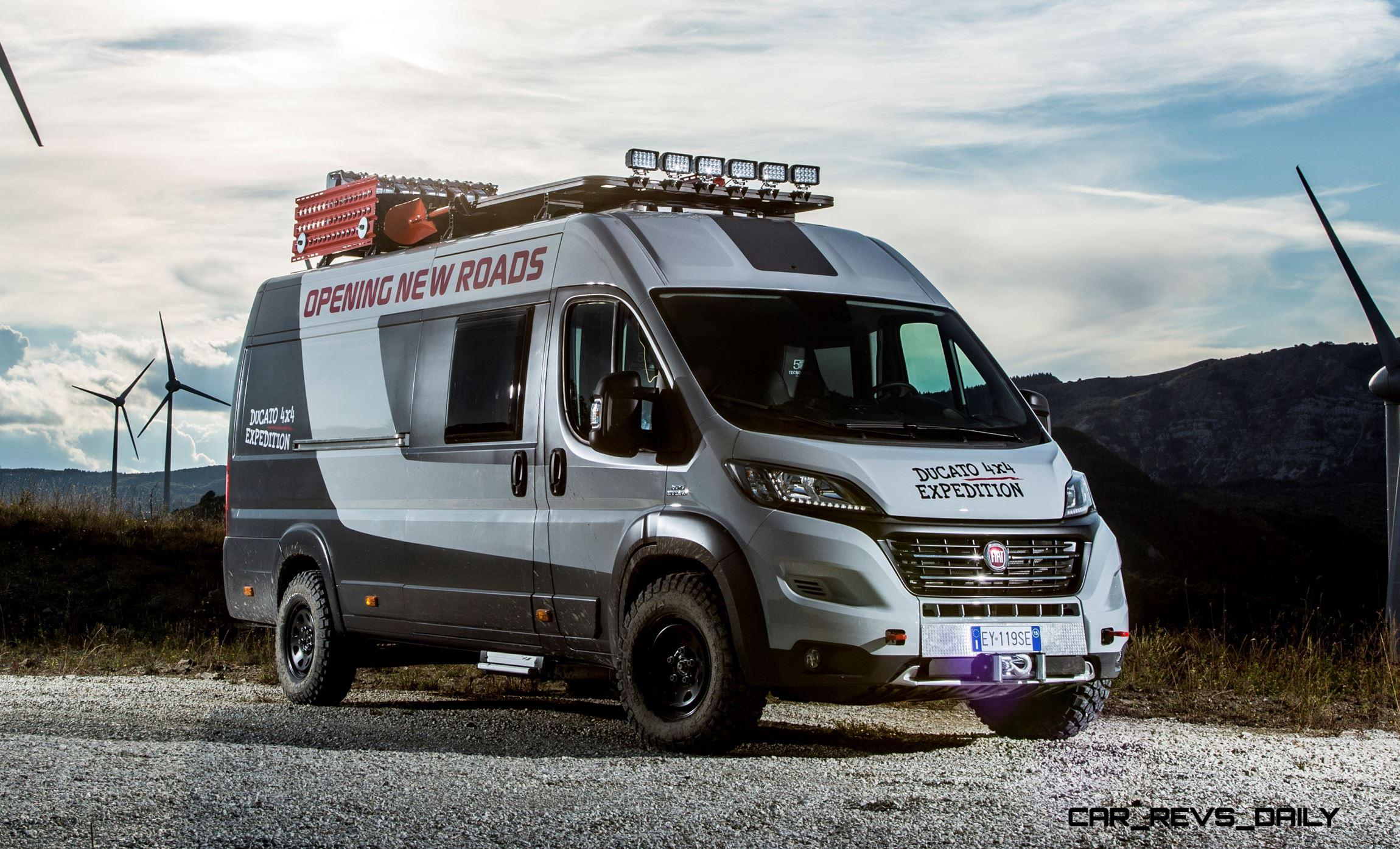 commercials glenside van ducato fiat professional new preview