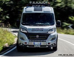 2015 Fiat Ducato 4×4 Expedition Concept Teases New ProMaster Drivetrain Option