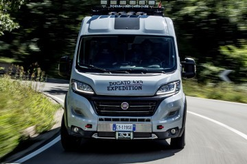 2015 Fiat Ducato 4x4 Expedition Concept 7