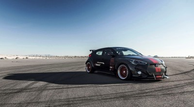 2015 Hyundai VELOSTER Turbo R-Spec by Blood Type Racing 16