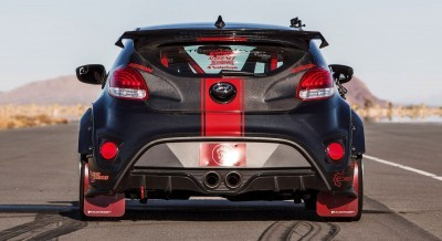 Hyundai VELOSTER Turbo R-Spec by Blood Type Racing
