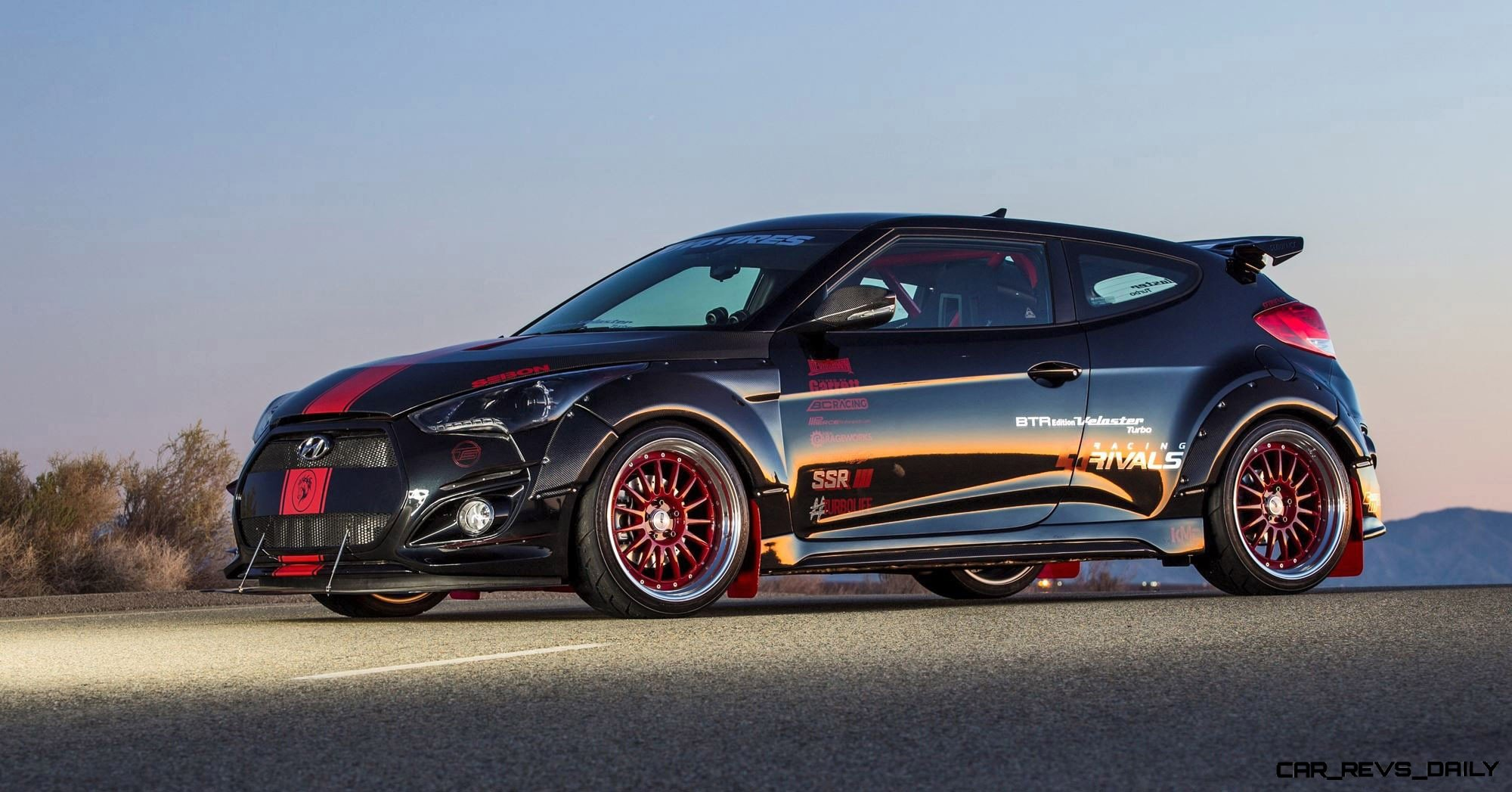 BTR Veloster Turbo