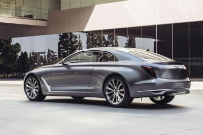 2015 Hyundai Vision G Coupe Photos 34