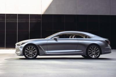 2015 Hyundai Vision G Coupe Photos 36