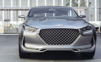 2015 Hyundai Vision G Coupe Photos 37