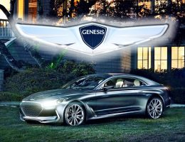 Standalone GENESIS Luxury Division Is Official!  New G90 Sketches Preview 2017 Equus Replacement