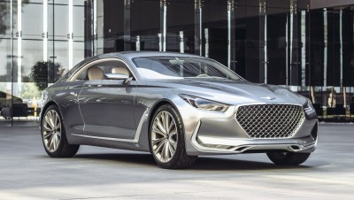 2015 Hyundai Vision G Coupe Photos 41