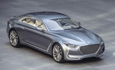 2015 Hyundai Vision G Coupe Photos 42