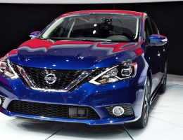 2016 Nissan Sentra Breaks Cover – New Face, Fresh Tech from $17k