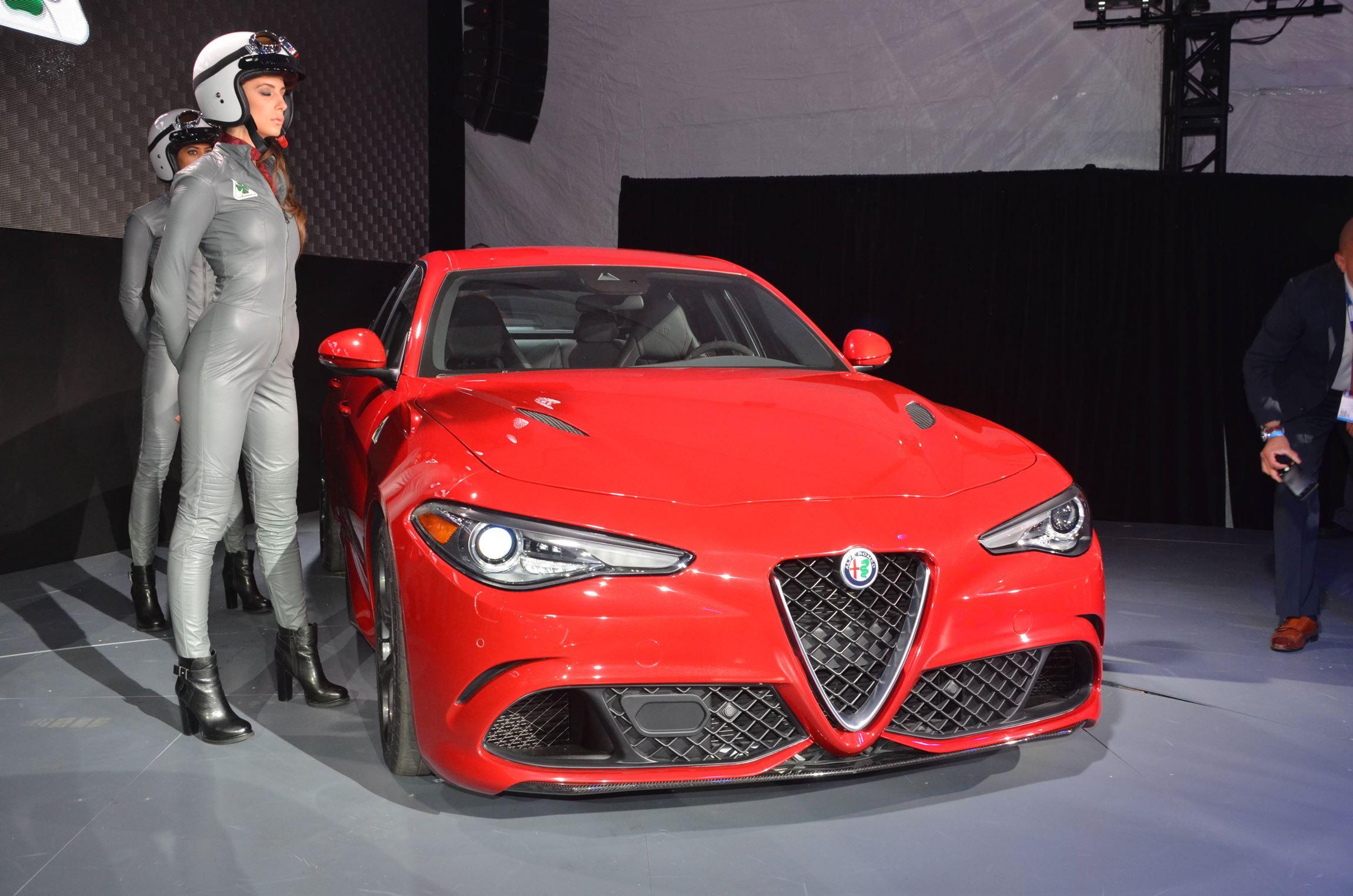 Alfa Giulia] Impressies en scoops