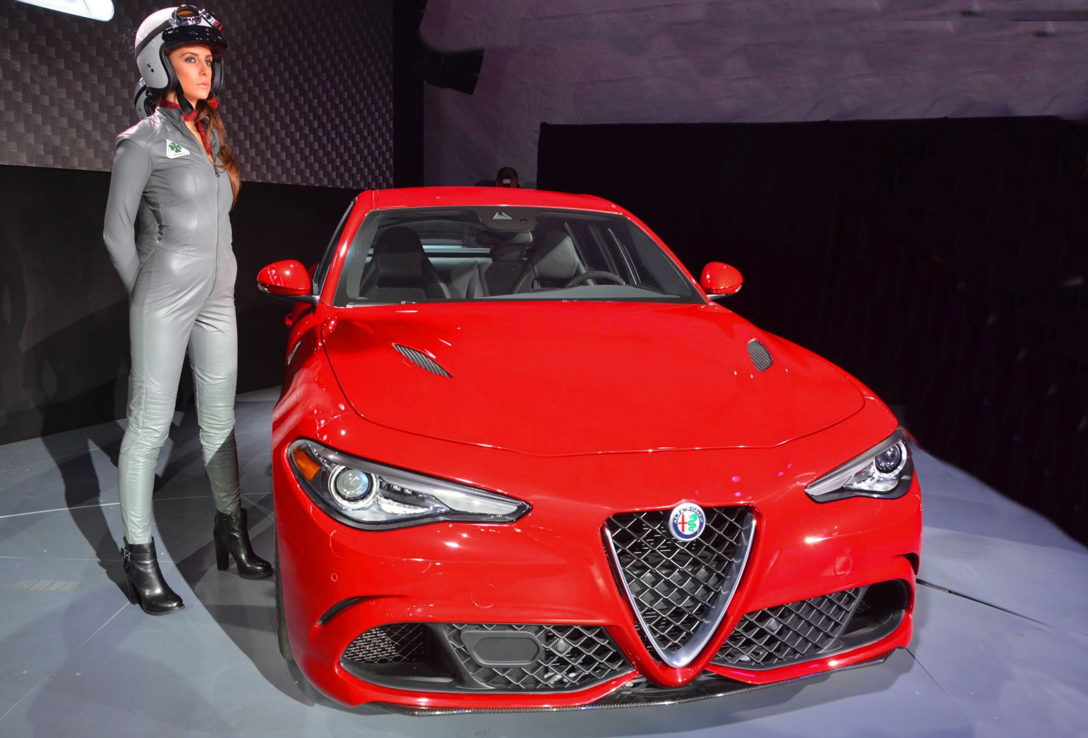 Alfa Giulia] Impressies en scoops