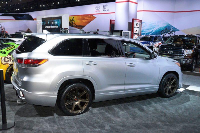 2015 LA Auto Show 3