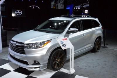 2015 LA Auto Show 4