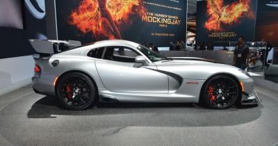 2015 LA Auto Show Photos 30