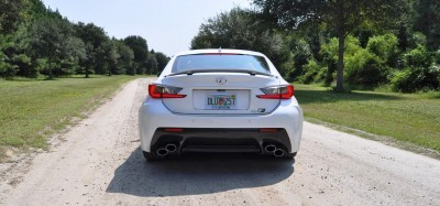 2015 Lexus RC-F Ultra White Premium Package 1