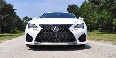 2015 Lexus RC-F Ultra White Premium Package 13