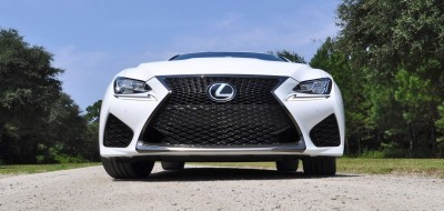 2015 Lexus RC-F Ultra White Premium Package 14