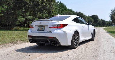 2015 Lexus RC-F Ultra White Premium Package 2