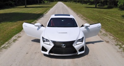 2015 Lexus RC-F Ultra White Premium Package 21