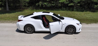 2015 Lexus RC-F Ultra White Premium Package 26