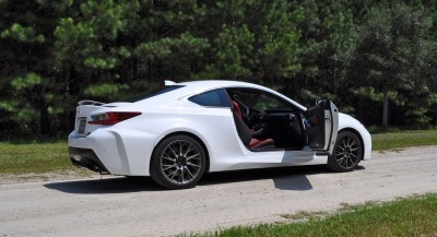 2015 Lexus RC-F Ultra White Premium Package 27