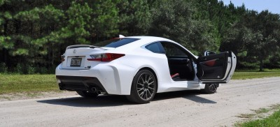 2015 Lexus RC-F Ultra White Premium Package 28