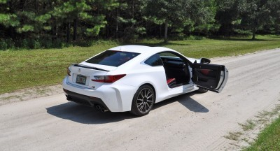 2015 Lexus RC-F Ultra White Premium Package 29