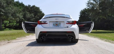 2015 Lexus RC-F Ultra White Premium Package 31