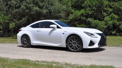 2015 Lexus RC-F Ultra White Premium Package 5