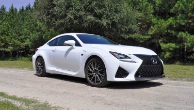 2015 Lexus RC-F Ultra White Premium Package 6