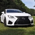 2015 Lexus RC-F Ultra White Premium Package 60