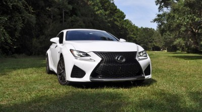 Car of the Year Review - 2015 Lexus RC-F