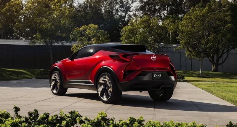 2015 Scion C-HR Concept 20