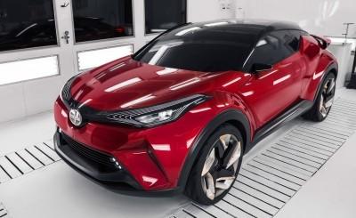 2015 Scion C-HR Concept 32