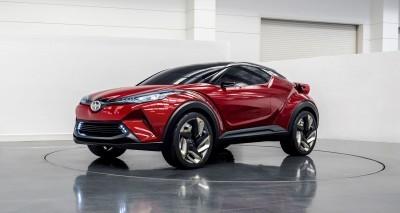 2015 Scion C-HR Concept 40