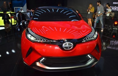 2015 Scion C-HR Concept 6