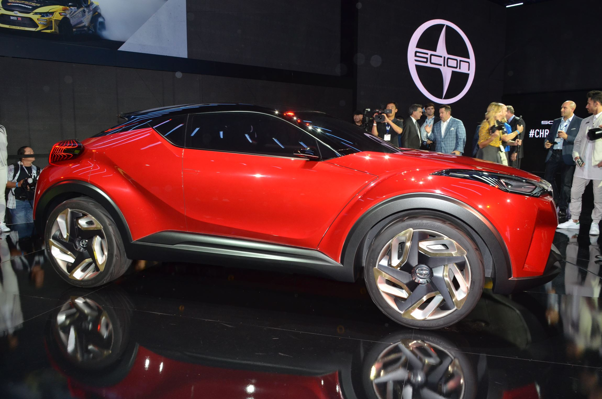 2015 scion c hr concept teases upcoming production crossover 24k pricing hybrid option predicted. Black Bedroom Furniture Sets. Home Design Ideas