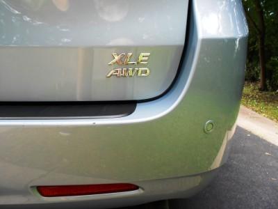 2015 Toyota Sienna XLE Premium AWD Review 13