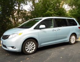 Road Test Review – 2015 Toyota Sienna XLE Premium AWD