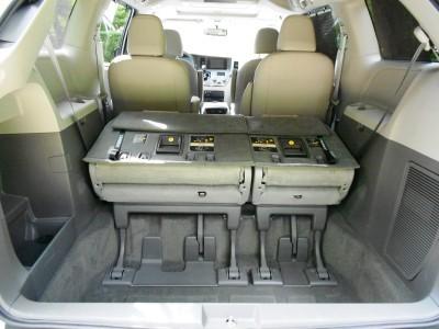 2015 Toyota Sienna XLE Premium AWD Review 6