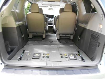 2015 Toyota Sienna XLE Premium AWD Review 7