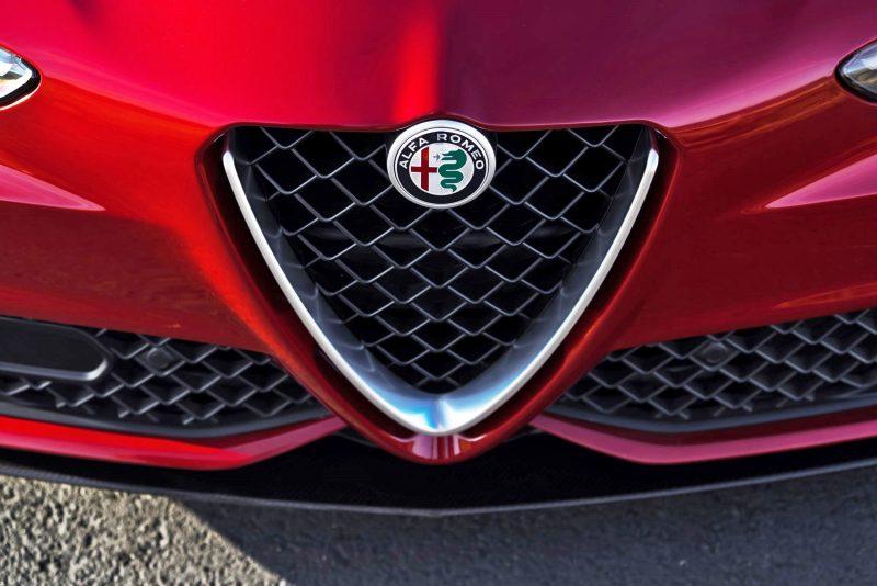 2016 Alfa Romeo GIULIA Quadrifoglio  13