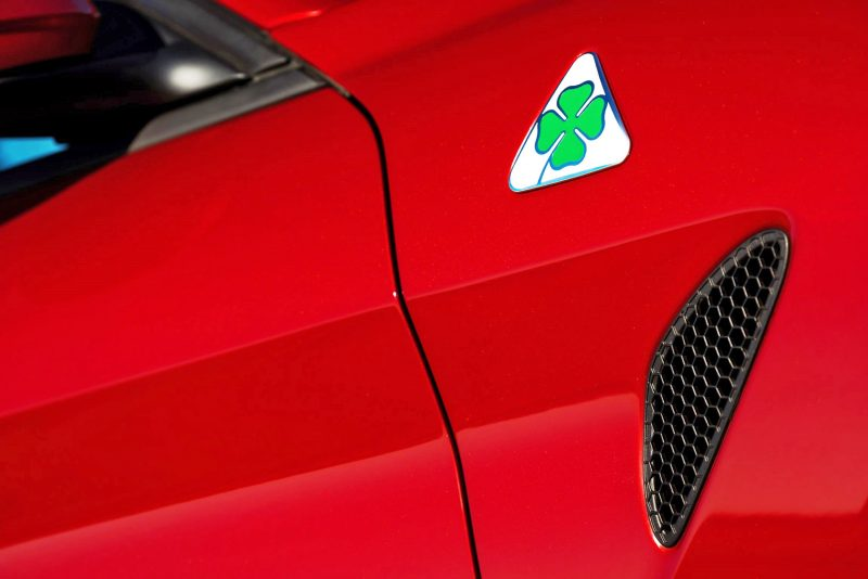 2016 Alfa Romeo GIULIA Quadrifoglio 15