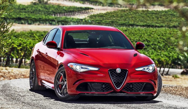 2016 Alfa Romeo GIULIA Quadrifoglio 23